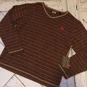 Oro v-neck sweater